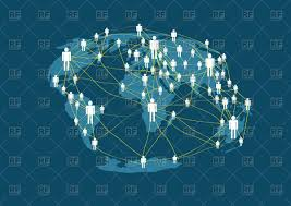 Image result for connected world clipart